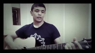 Дижестив - Когда тебя нет рядом, разбор песни на гитаре (обучение)
