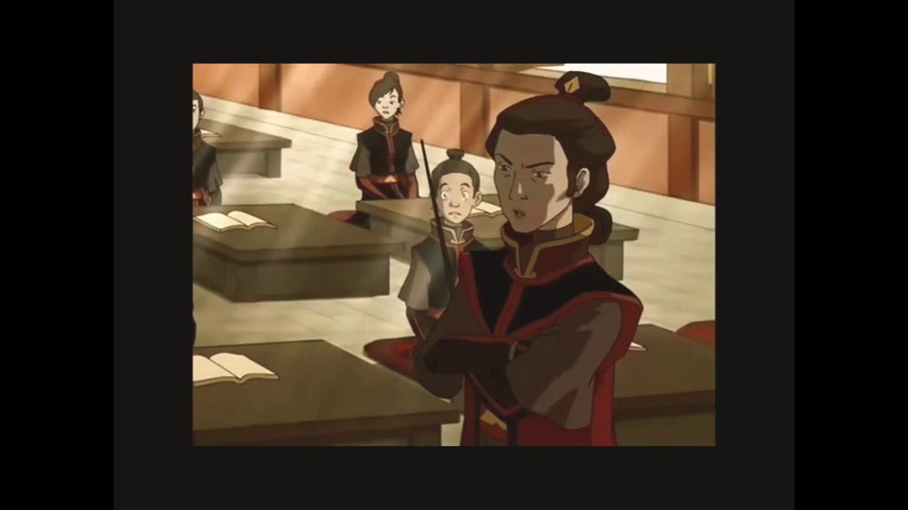 Download Aang (Kuzon) enrolls in Fire Nation school and meets On Ji.