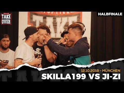 JI-ZI vs. Skilla199 - Takeover Freestyle Contest | München 12.10.18 (HF 2/2)