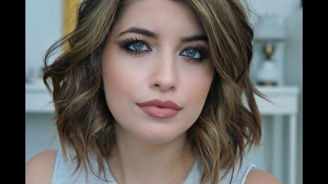 Khloe Kardashian Makeup Tutorial Youtube