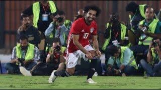 Mohamed Salah Kornerden Gol Attı /Afrika Uluslar Kupası Svaziland Kornerden Gol/