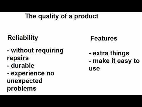 Task 1_Product quality