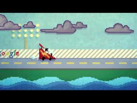 Freddie Mercury - Google doodle (5 September 2011)