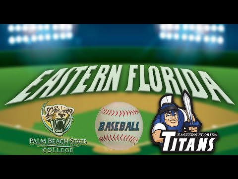 EFSC Baseball vs. Palm Beach State College