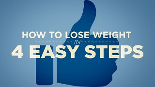 How To Lose Weight In 4 Easy Steps! | Short Film Recommendation