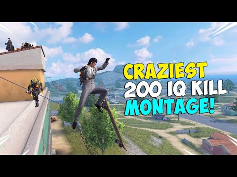 Ultimate ROS Kill Montage! #01 (Rules Of Survival)