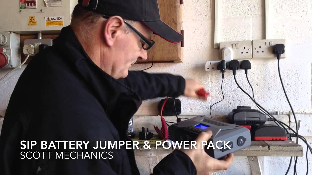 good jump starter test lithium ion pack sip by scott. Black Bedroom Furniture Sets. Home Design Ideas