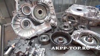 Ремонт АКПП Опель Астра H AF17 (1080p)