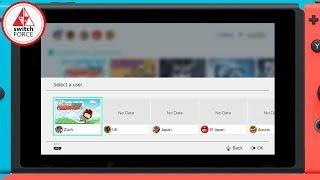 Nintendo Switch New UI Screen, Hidden Update - WHAT