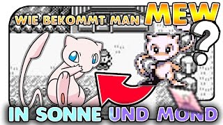 8f item event mew trick tutorial deutsch