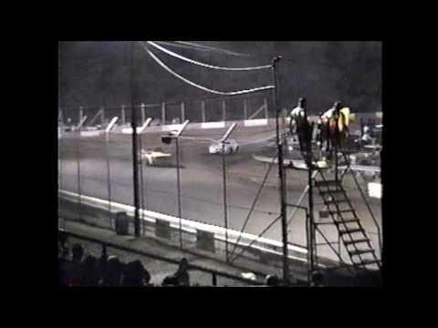 County Line Raceway Sportsman Feature 6-3-95