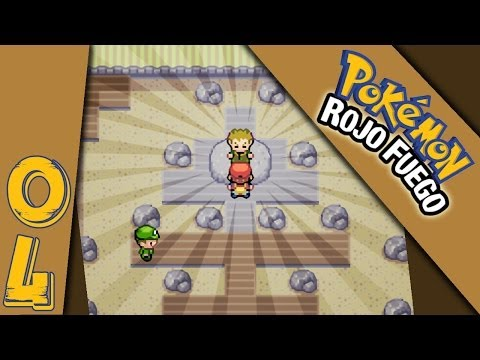 Pokémon Rojo Fuego Ep.4 - BROCK Y SU ONIX MARICA