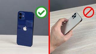 5 - ПРИЧИН КУПИТЬ iPhone 12 А НЕ iPhone 12 Pro!