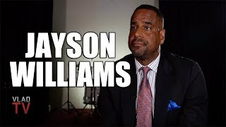 Jayson Williams Wrote DMX's Letter to the Judge: He Didn't Evade Taxes, He's an Addict (Part 15)