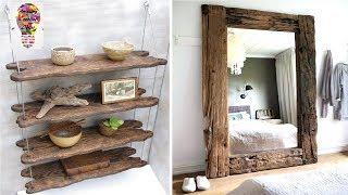 Niesamowite pomysły i inspiracje z drewna #4