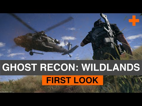 E3 2015: Ghost Recon Wildlands - First Look