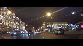 Прекрасная прогулка! Очень красивая Москва!