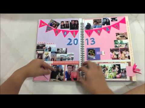 Memories Scrapbook For Boyfriend Youtube