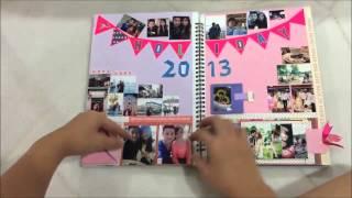 Memories Scrapbook for Boyfriend
