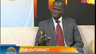 Good Morning Kenya: Topic of the day is the Internet