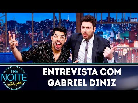 Entrevista com Gabriel Diniz  The Noite 270319