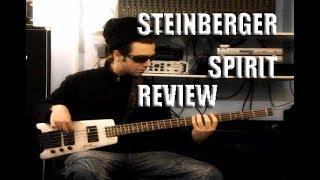 Steinberger Bass - REVIEW