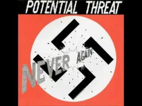 Potential Threat - Never Again (FULL ALBUM)