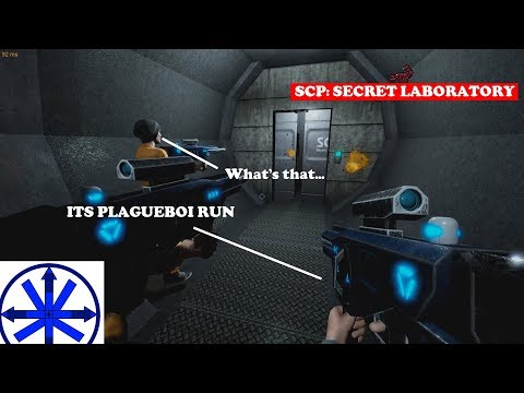 SCP: Secret Laboratory - Part 2 of CreateMyUniverse Event on HydraSCP Event Server!