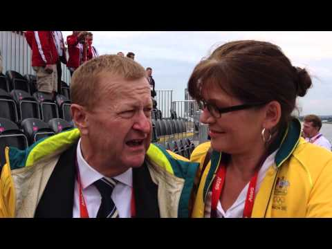 Chat with John Coates, President of the Australian Olympic Committee (AOC)