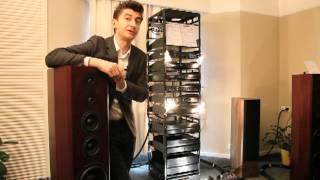 Moscow Audio Show 2013: акустика Bryston Model T Signature и аудиофильская золотая флешка