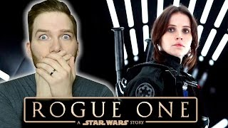 Star Wars: Rogue One - Trailer Review