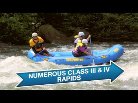 Middle Ocoee Rafting, Tennessee - Wildwater Rafting
