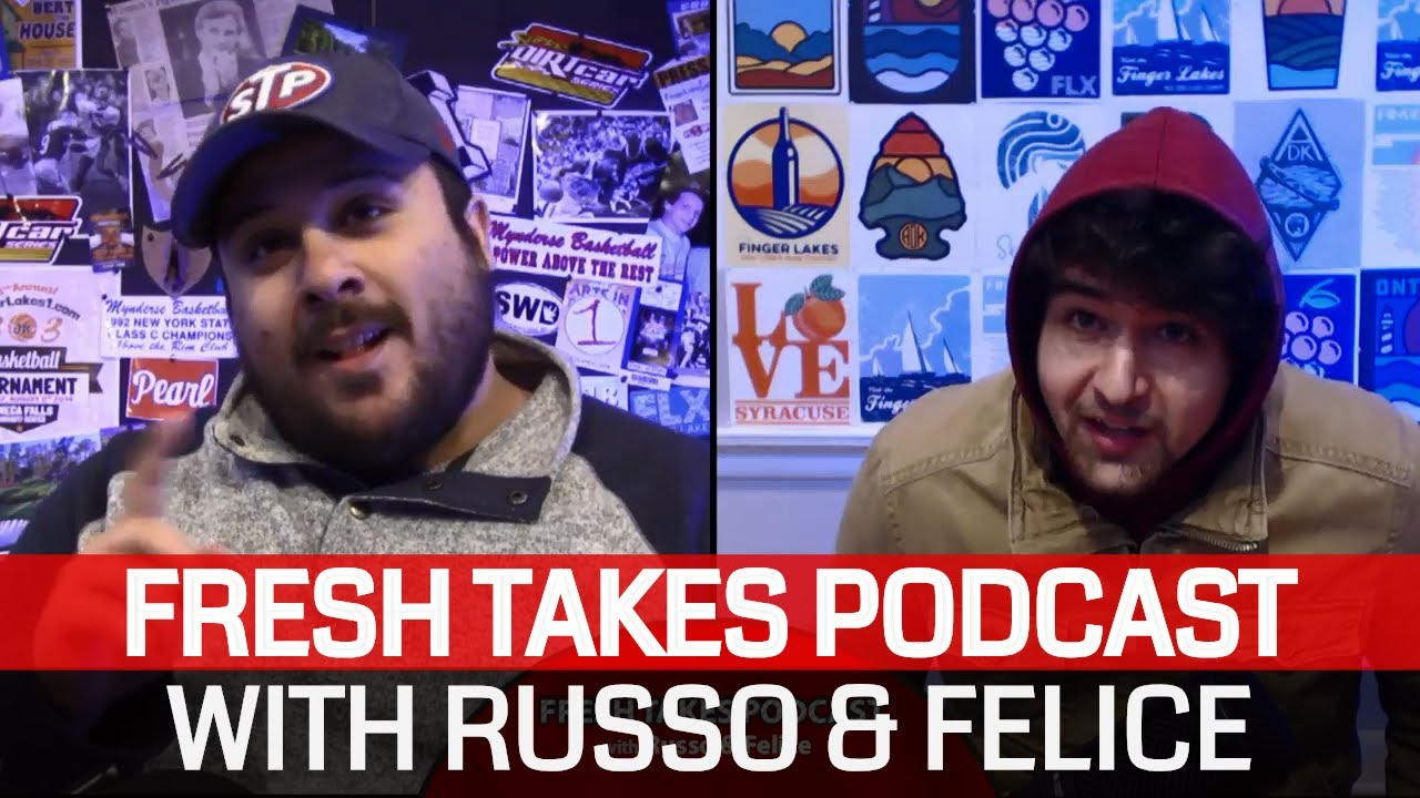 Favorite NBA All-Star moments & NASCAR season preview .::. Fresh Takes w/ Russo & Felice 2/12/19