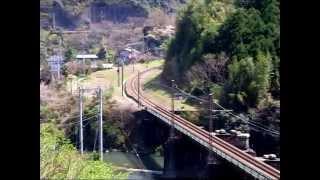 神奈川県足柄上郡山北町都夫良野280付近にて撮影.