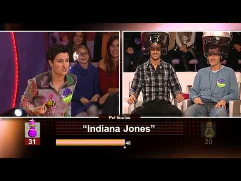 TV3 - La partida de TV3 - Adults - Dani Alves i Gerard Lopez