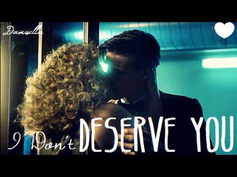 Doctor & River // I don´t deserve you