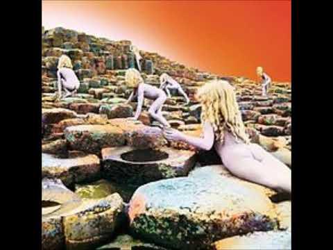 Led Zeppelin   The Crunge on Vinyl with Lyrics in Description