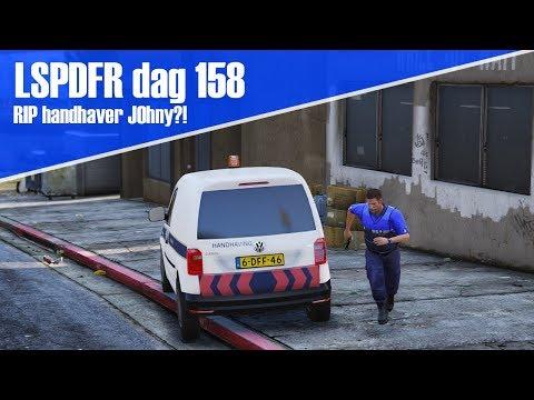 GTA 5 lspdfr dag 158 - Het einde van handhaver Johny?! RIP