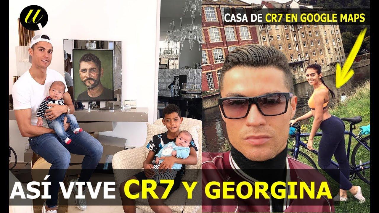 As es la nueva vida de cr7 prepara su boda con georgina for De donde es la roca