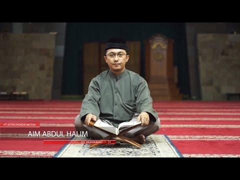 Aim Abdul Halim - PT Astra Honda Motor