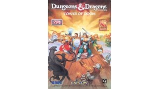 Dungeons & Dragons: Tower of Doom Review for the CPS-2
