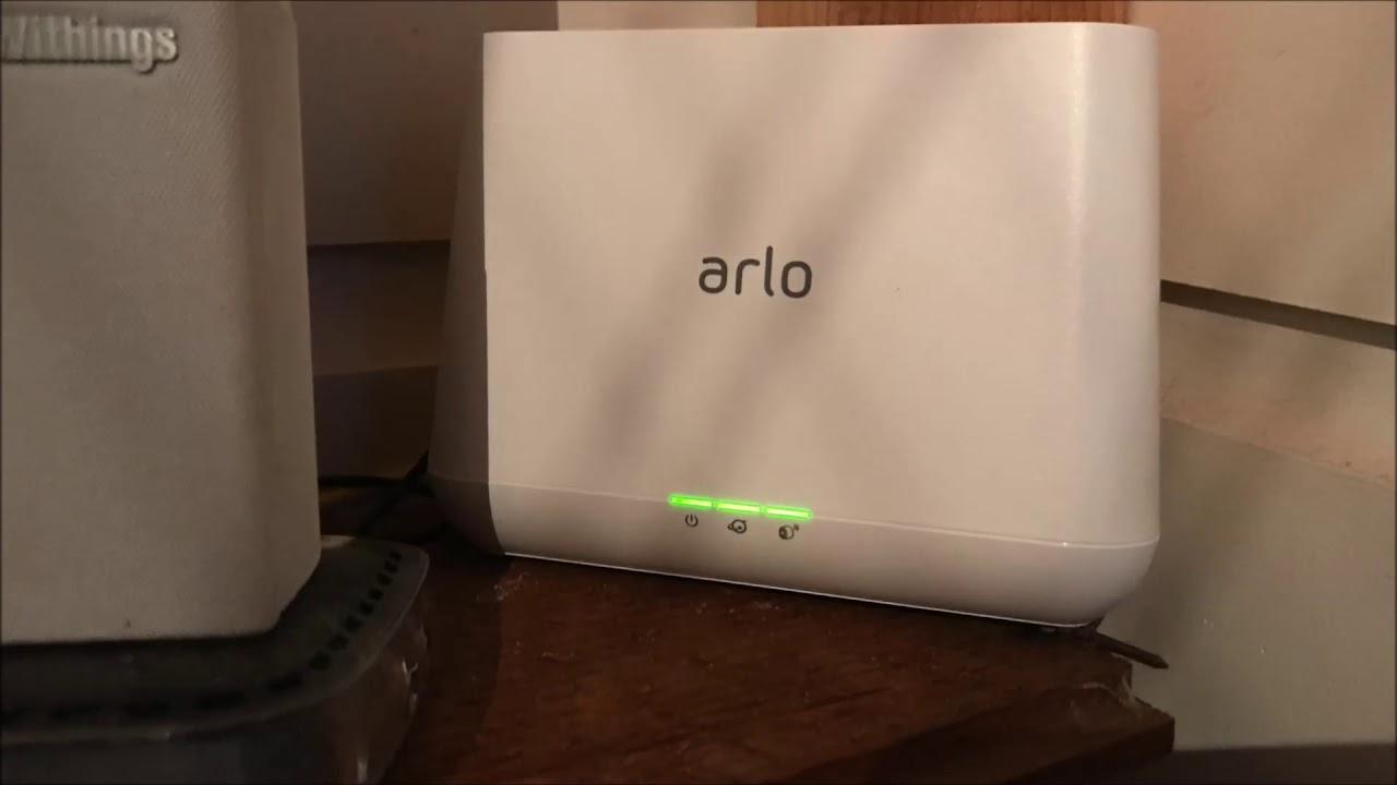 Arlo Pro 2 smart camera blogger review