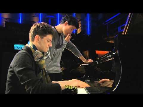 Les stars de demain S03E03: Portrait Alexander Krichel (piano)