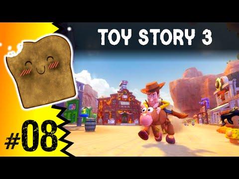 Bardzo dobra Gry dla Dzieci - Toy Story 3 PL   Gry PC - YouTube PG39