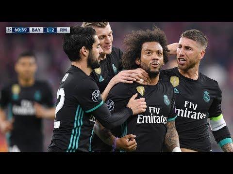 BAYERN MUNICH VS REAL MADRID !