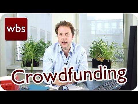 Achtung vor Rechtsfallen beim Crowdfunding | Kanzlei WBS