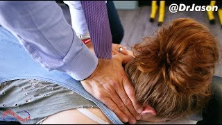 Dr. Jason - INJURED DURING MARTIAL ARTS / HOT LOWER BACK