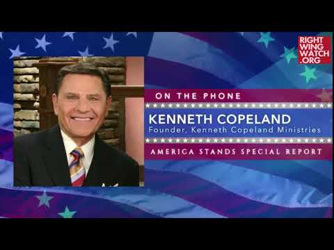 Kenneth Copeland: America Will Win In Afghanistan B/C Trump 'Has Put Himself In The Hands Of God'