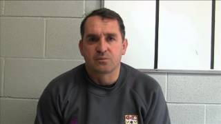 Martin Allen On Nuneaton Town