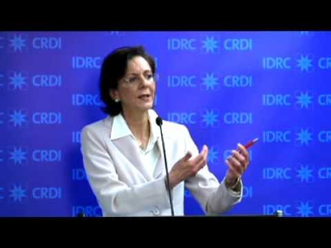 Rima Khalaf Hunaidi - Human Development in Arab States: Entrenched Hurdles and the Road Ahead (2010)